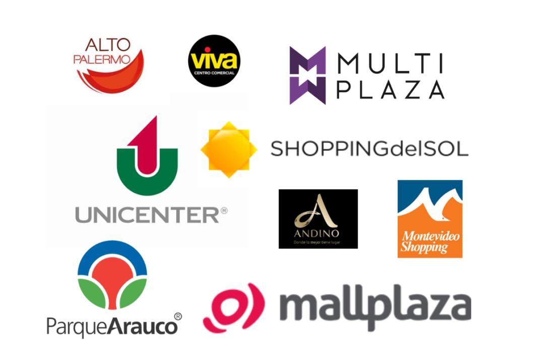 Las marcas en el marketing de los shopping centers