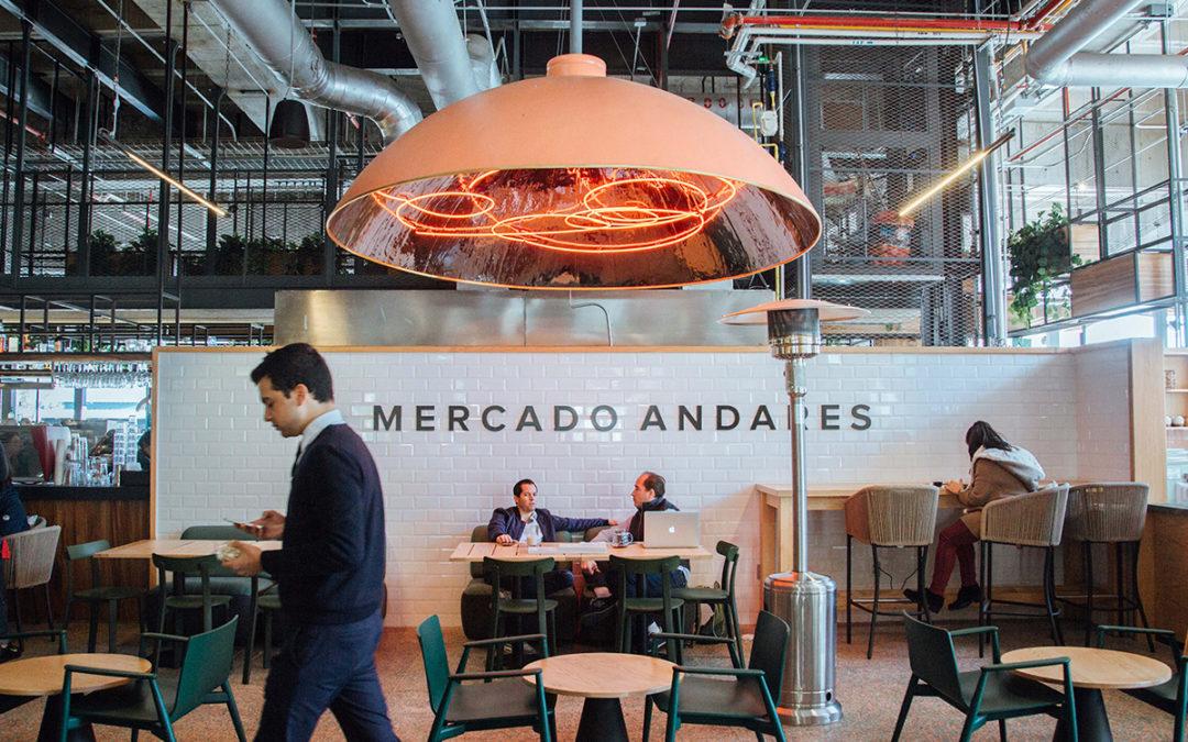 Gastronomía en Centros Comerciales